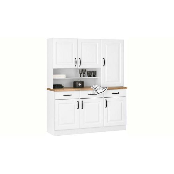 wiho Küchen Küchenbuffet »Erla« 150 cm breit mit Kassettenfront