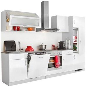 Küchenzeile »Amrum«, Breite 280 cm
