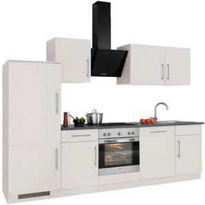 wiho Küchen Küchenzeile »Cali«, ohne E-Geräte, Breite 280 cm