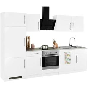 Küchenzeile »Cali« ohne E-Geräte, Breite 280 cm