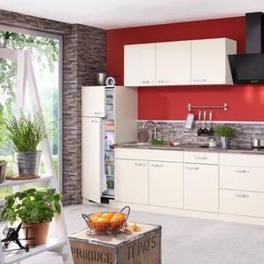 wiho Küchen Küchenzeile »Kansas«, mit E-Geräten, Breite 360 cm