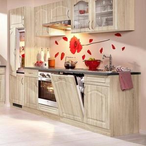 Küchenzeile »Linz«, ohne E-Geräte, Breite 280 cm