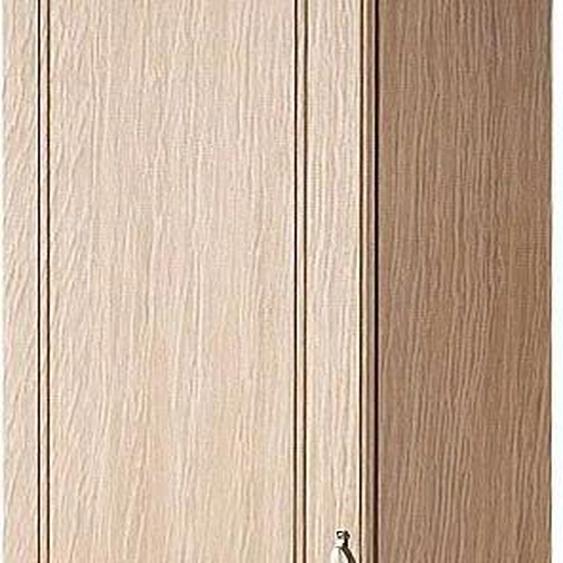 wiho Küchen Seitenschrank Linz 50 x 200 60 (B H T) cm, 1-türig beige Vorratsschränke Küchenschränke Küchenmöbel Schränke