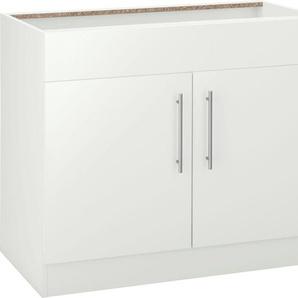 wiho Küchen Spülenschrank »Cali« 100 cm breit, ohne Arbeitsplatte