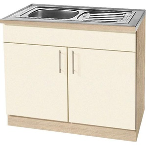 wiho Küchen Spülenschrank Kiel