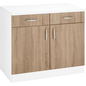 wiho Küchen Unterschrank »Brilon« Breite 100 cm