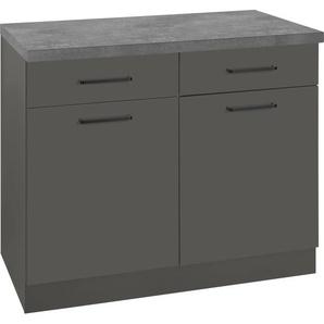 wiho Küchen Unterschrank »Esbo« Breite 100 cm