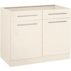 wiho Küchen Unterschrank »Flexi2« Breite 100 cm