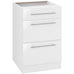 wiho Küchen Unterschrank »Flexi2« Breite 50 cm