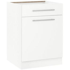 wiho Küchen Unterschrank »Flexi2« Breite 60 cm