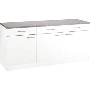wiho Küchen Unterschrank »Kiel« 180/60/85 cm