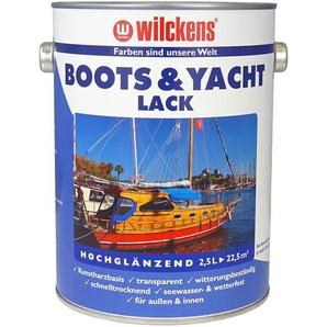 Wilckens Boots & Yachtlack hochglänzend