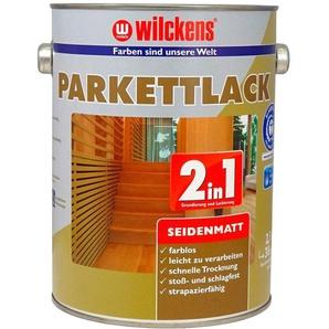 Wilckens Farben Treppen- und Parkettlack »2in1 seidenmatt«, umweltfreundlich