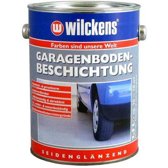 Wilckens Garagenbodenbeschichtung