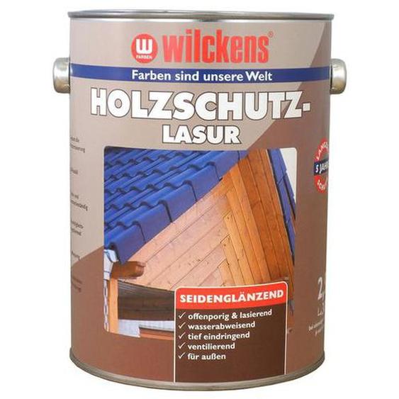 Wilckens Holzschutzlasur, seidenglänzend, 2,5 Liter
