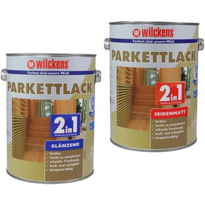 Wilckens Parkettlack 2in1, 2,5L