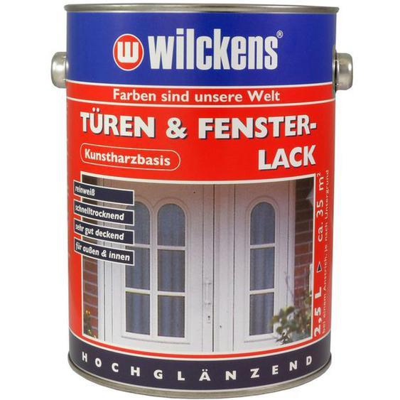 Wilckens Türen- & Fensterlack, weiß, hochglänzend