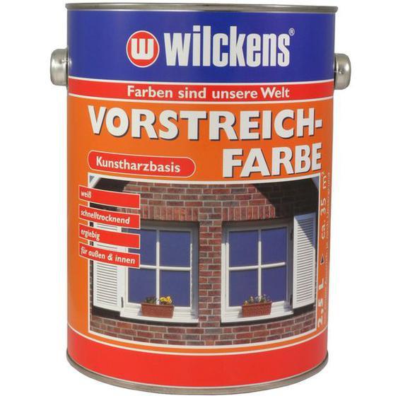Wilckens Vorstreichfarbe, 2,5 Liter, Farbe weiß