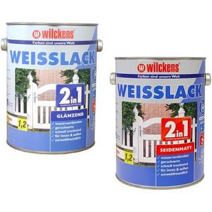 Wilckens Weisslack 2in1, 2,5 Liter