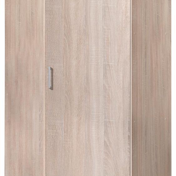 Wilmes Eckkleiderschrank Ems B/H/T: 75 cm x 178 cm, 1 beige Eckschränke Kleiderschränke