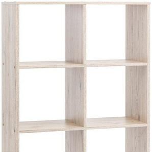 Raumteiler / Regal »mit 8 Fächern«,Maße 70x29x143 cm