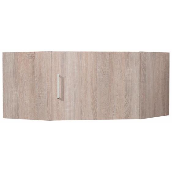 Wilmes Schrankaufsatz Ems 75x75x40 cm braun Zubehör für Kleiderschränke Möbel Möbelaufsätze