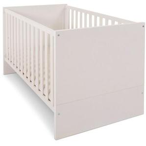 WIMEX Babybett ,Weiß ,Kunststoff