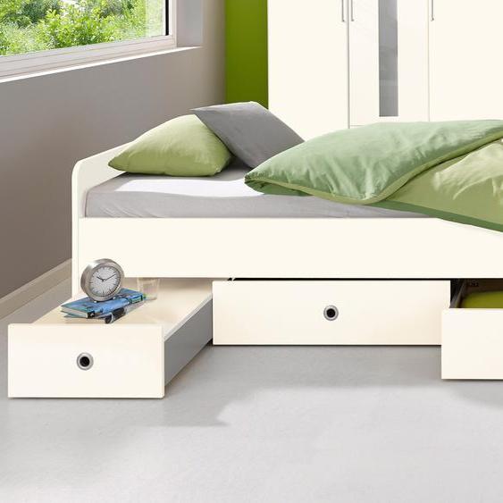 Wimex Funktionsbett Lenny, mit 3 Schubkästen Einheitsgröße weiß Kinder Kinderbetten Kindermöbel Daybetten