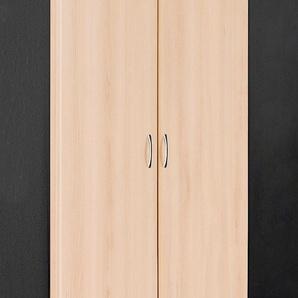 Wimex Kleiderschrank »Sprint«, T/H 58/175 cm bzw. 197 cm, 2-türig, Höhe 175 cm, braun