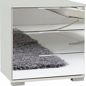 Wimex Nachtkonsole »Easy«, mit Glas- oder Spiegelfront