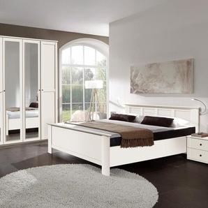 Wimex  Schlafzimmer-Set  »Chalet«, weiß