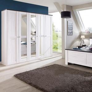 Schlafzimmer-Set , weiß, »Chateau«, Wimex