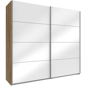 Wimex  Schrank mit Schwebetüren  mit Vollglas »Easy«, 270 x 210 x 65 BxHxT cm, beige