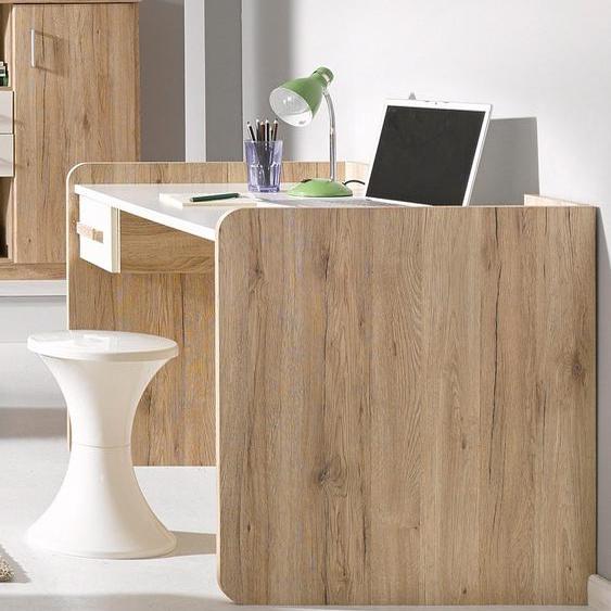 Wimex Schreibtisch Lenny Einheitsgröße beige Kinder Jugendschreibtische Jugendmöbel Kindermöbel Tisch