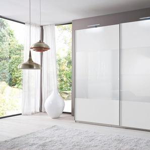 Schwebetürenschrank , weiß, Breite 270 cm, »Easy«, Wimex