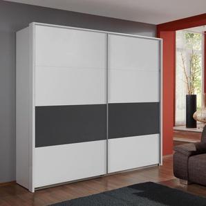 Fresh To Go Schwebetüren-Schrank »Bert«, Breite 270 cm, 2-türig, weiß