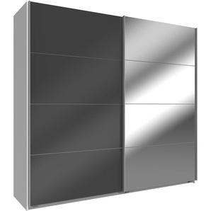 WIMEX Schwebetürenschrank »Easy«, 225 x 210 x 65 BxHxT cm, weiß