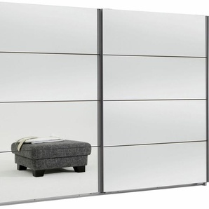 Wimex Schwebetürenschrank »Easy«, T/H 65/210 cm, Breite 270 cm, 2-türig, weiß