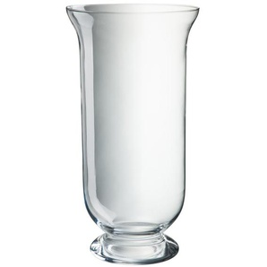 Windlicht aus Glas