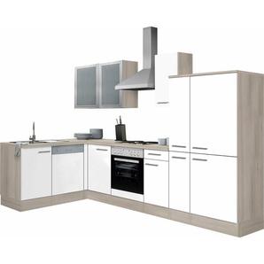 OPTIFIT Winkelküche »Kalmar«, weiß