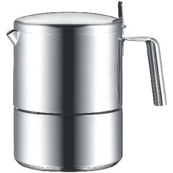 WMF Espressokocher , Silber , Metall
