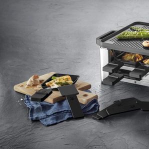 WMF Raclette-Grill LONO for 4, silber
