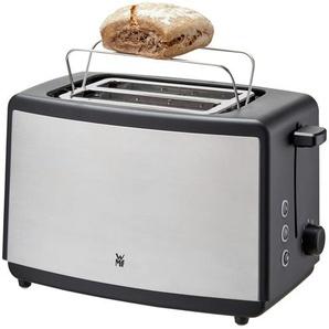 WMF Toaster Bueno EDT  0414110011 ¦ silber ¦ Kunststoff, Edelstahl ¦ Maße (cm): B: 30 H: 18 T: 16