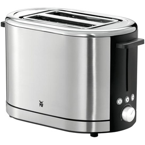 WMF Toaster Lono  0414090011 - silber - Edelstahl, Kunststoff - 32 cm - 19,3 cm - 22,2 cm | Möbel Kraft