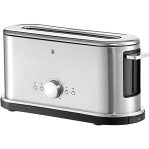 WMF Toaster, silber, Material Edelstahl