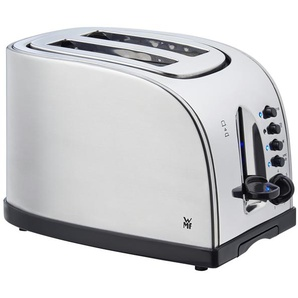 WMF Toaster Stelio   0414010012 ¦ silber ¦ Edelstahl, Kunststoff ¦ Maße (cm): B: 32,5 H: 20 T: 27,5