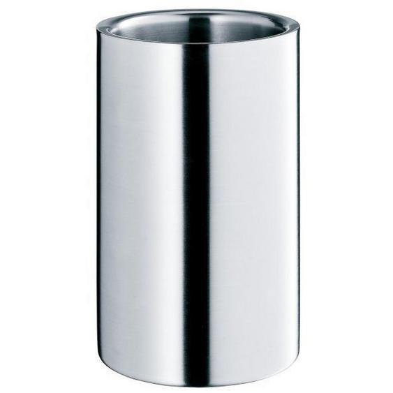 WMF Weinkühler , Silber , Metall , 19.5 cm