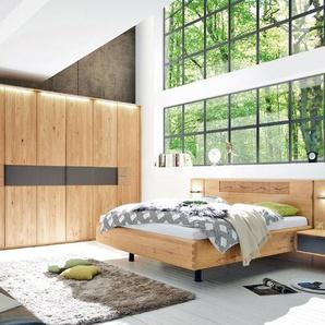 Wöstmann Schlafzimmer-Set, Wildeiche, Holz