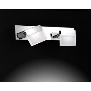 Wofi LED-Badleuchte SPA Line Sonett 2-flammig EEK: A+