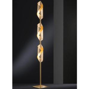 Wofi LED-Stehleuchte Safira 3-flammig EEK: A
